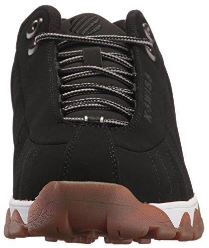 K-swiss Mens St329 Sneaker Zwart / Pijlstaartrog