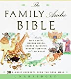img - for The Family Audio Bible CD book / textbook / text book
