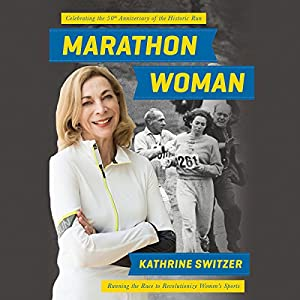Marathon Woman Audiobook