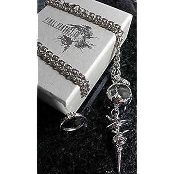 Final Fantasy XIII Lightning/'s NecklaceFF13 Dissidia Cosplay Serah Sephiroth