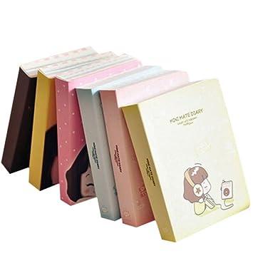 amazon com etosell girl girls cute school gift 160p mini cute diary