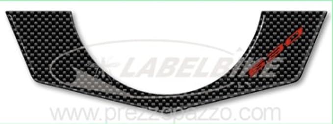 Nero Bianco Protezione Sportello Serbatoio Adesivo 3d Per Yamaha Tmax 2012-16