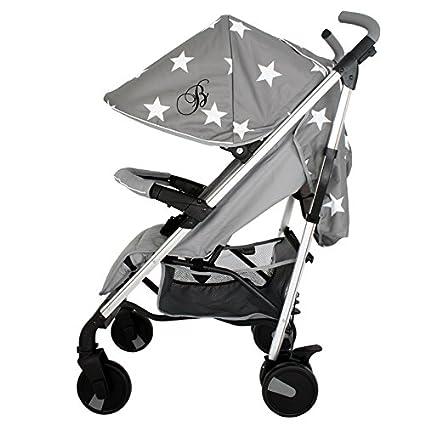 Mi Babiie Billie Faiers mb51 estrellas silla de paseo, color gris