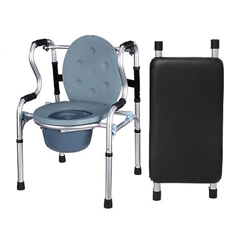 Amazon.com: zxqqq Walker para personas mayores con asiento ...