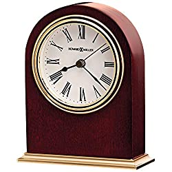 Universal Lighting and Decor Howard Miller Craven 4 3/4 High Tabletop Clock