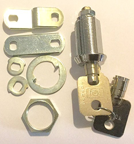 7 pin Tubular Cam Lock 1 1/8'' long by National