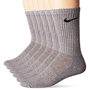 NIKE Performance Cushion Crew Socks with Bag (6 Pairs)