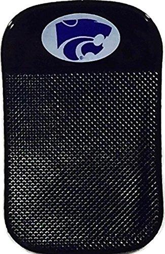 Kansas Slide (NCAA Kansas State MagicPad; sticky pad anti-slide dash mount car accessory)