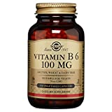 Solgar – Vitamin B6, 100 mg, 250 Vegetable Capsules Review