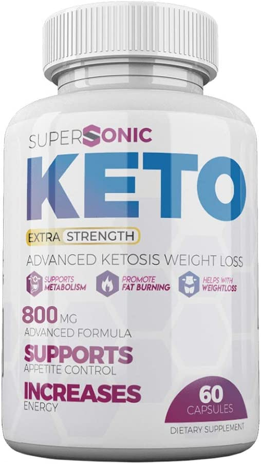 Best Supersonic keto extra strength reviews -2020