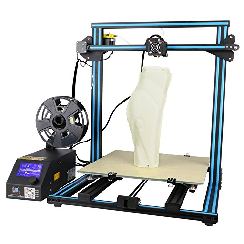 [New Arrival] Creality CR-10 plus Large printing size 15.8'' x 115.8'' x 15.8'' DIY Self-assembly Desktop 3D Printer Kits by Creality 3D
