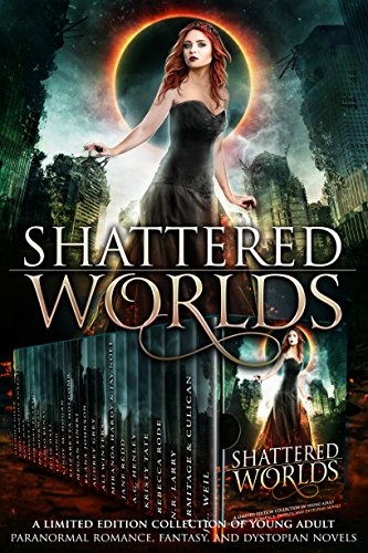 Shattered Worlds by JA Culican & Others ebook deal