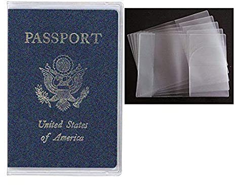 Amazon.com: maxhood – Funda para pasaporte Passport ...