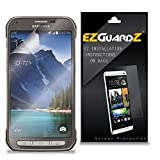 (5-Pack) EZGuardZ Screen Protector for Samsung Galaxy S5 Active (Ultra Clear)