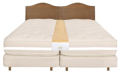 Create A King Conector de camas instantáneo con correa de seguridad de 5,1 cm