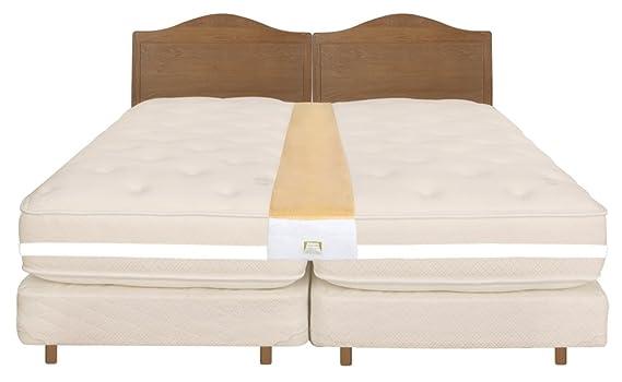 Create A King Conector de camas instantáneo con correa de seguridad de 5,1 cm para camas individuales: Amazon.es: Hogar