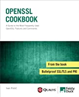 OpenSSL Cookbook Front Cover