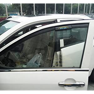 Solar Powered Car Cooling Fan System Truck Window Windshield Auto Air Vent Ventilator Cooler ABS