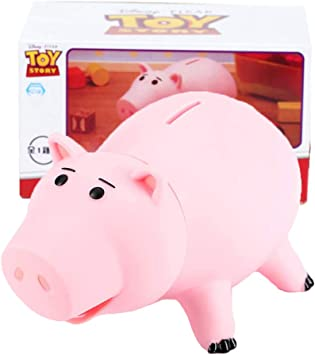 New Disney Toy Story 4 Christmas Ornament Hamm Piggy bank