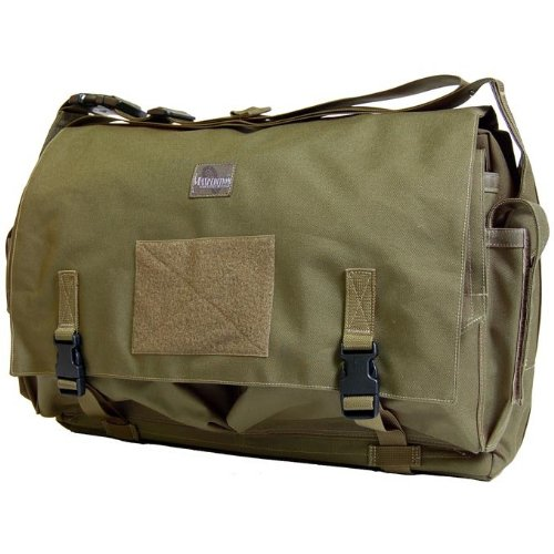Gleneagle Messenger Bag (OD Green)