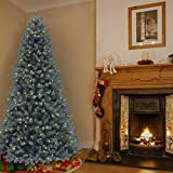 National Tree 7.5 Foot North Valley Blue Spruce