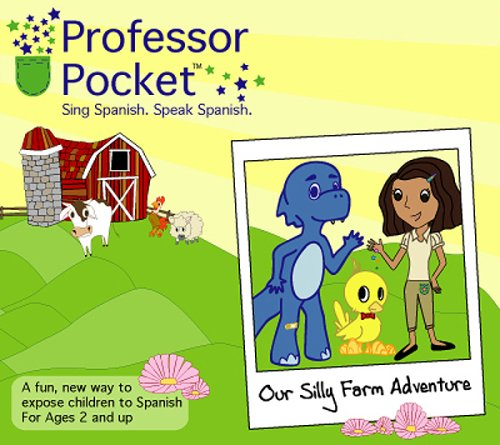 Our Silly Farm Adventure (Professor Pocket)