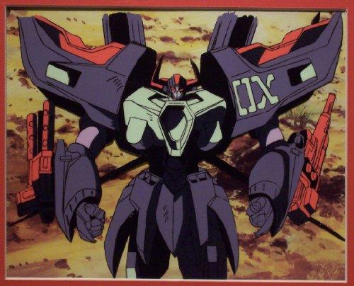 Gigantor - Iron Man 28 F/X Original Anime Production Cel