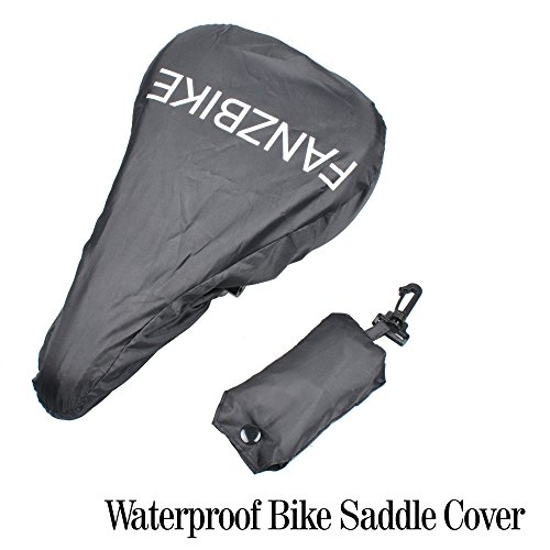 Soft Gel Bike Seat Covers Padded Bicycle Cushion For
