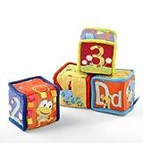 Bright Starts Grab and Stack Blocks, Baby & Kids Zone