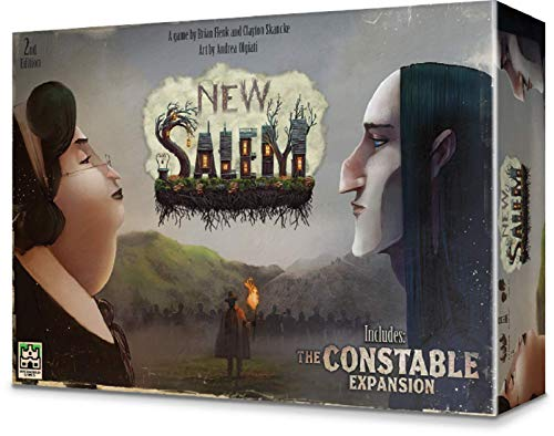 New Salem Second Edition
