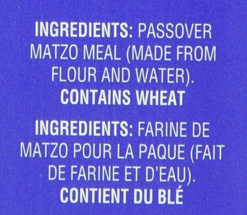 Blanchard & Blanchard Couscous Original Kosher For Passover 8 Oz. Pack Of 3.