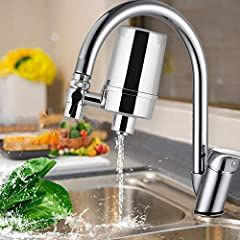 Water Faucet Filtration System,