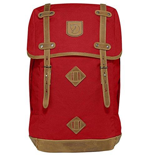 Fjallraven Rucksack No.21 Daypack, Red, Large