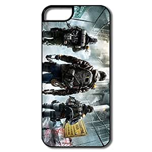 Zhongxx Tom Clancys Division Popular Plastic Case For IPhone 5/5s
