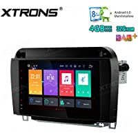 XTRONS 8 Inch Octa Core Android 6.0 Multi Touch Screen Car Stereo Player GPS for Mercedes Benz S-Class W220