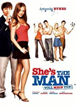 Filmcover She's the Man - Voll mein Typ