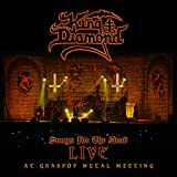 51EMpn2G1yL. SL160  - King Diamond - Songs For The Dead Live (Album Review)