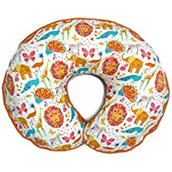 Animal Baby Nursing Pillow Cover for baby boy or girl Breastfeeding Pillow Slipcover