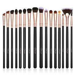 BESTOPE Eye Makeup Brushes, 16 Pcs Profe...