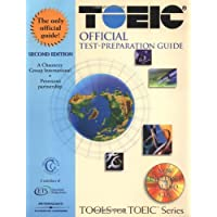 TOEIC Official Test-Preparation Guide: Test of English for International Communication with CD