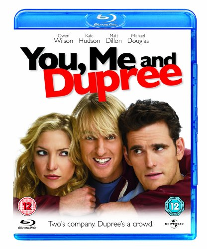 You Me & Dupree (Blu-ray)