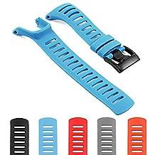 StrapsCo Silicone Watch Band Strap for Suunto Ambit 1/2/3 and Peak
