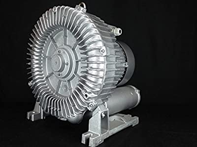 Atlantic Blowers AB-800 8.5 HP Three Phase & Single Stage Regenerative Blower