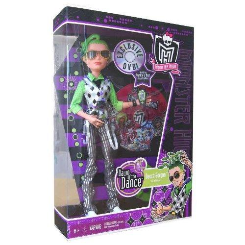 Monster High Dawn Of The Dance Deuce Gorgon Doll