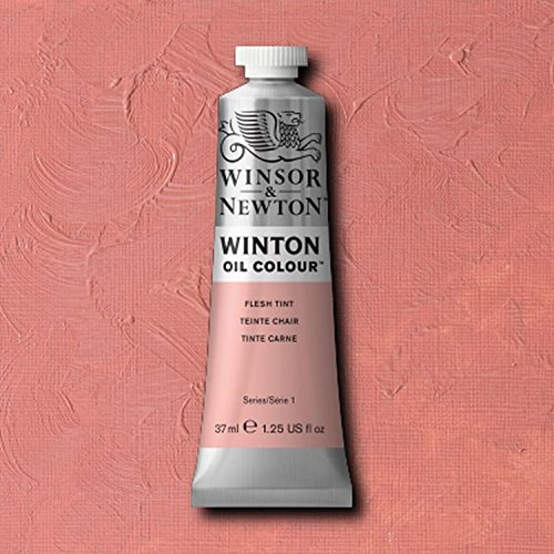 37ml Winton Oil Paint Tube, Flesh Tint