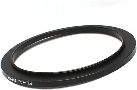 Bague Adaptateur Filtre 95mm sur Objectif Diamètre 77mm Adaptatrice Step Up