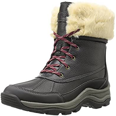 Amazon.com | CLARKS Women's Mazlyn Arctic Winter Boot