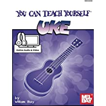 You Can Teach Yourself Uke Book