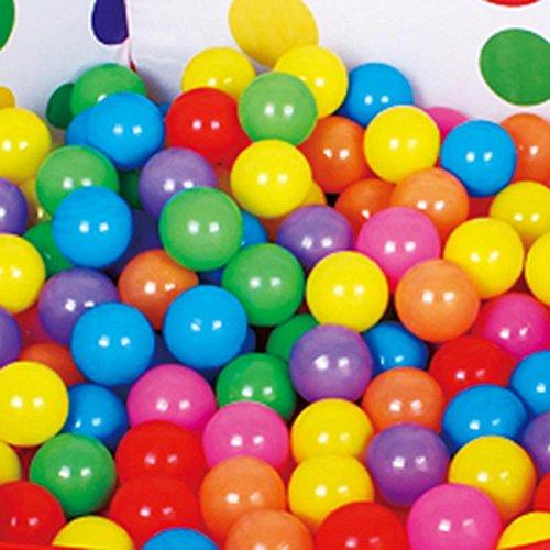 Juego de Mesa de Billar para niños, 100 Pelotas inflables en ...