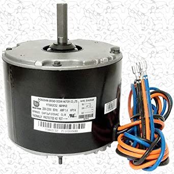 OEM Upgraded Intertherm Nordyne Miller 1/4 HP 230v Condenser Fan Motor on intertherm ac cover, intertherm ac parts, intertherm ac door, blower motor wiring diagram, central air conditioner wiring diagram, goodman control board wiring diagram, honeywell digital thermostat wiring diagram, furnace wiring diagram, intertherm relay diagram, mobile home intertherm furnace diagram, intertherm sequencer wiring-diagram, nordyne thermostat wiring diagram, intertherm wiring diagram blower, starter solenoid wiring diagram, intertherm parts diagram, intertherm heaters wiring diagrams, 97 quest front blower wiring diagram, intertherm air conditioner,